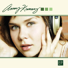 Female Singer Amy Kuney