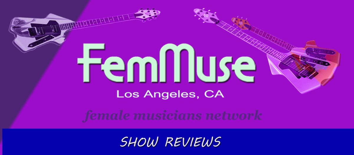 FemMuse.com Show Reviews of Female Musicians and Women Bands